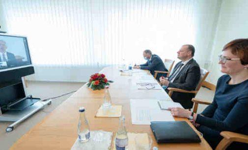 S. Skvernelis: siena tarp Baltijos šalių bus atidaryta jų piliečiams