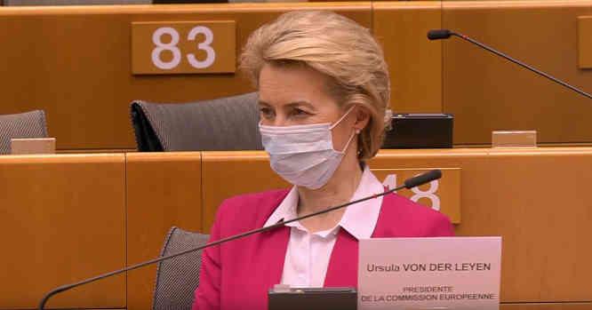 Ursula von der Leyen EP