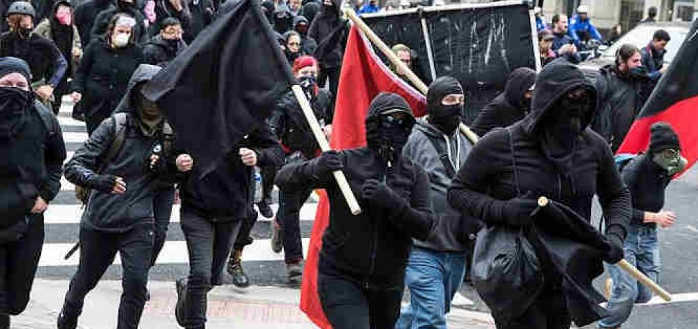 Atskleisti tikrieji Antifa tikslai ir taktika