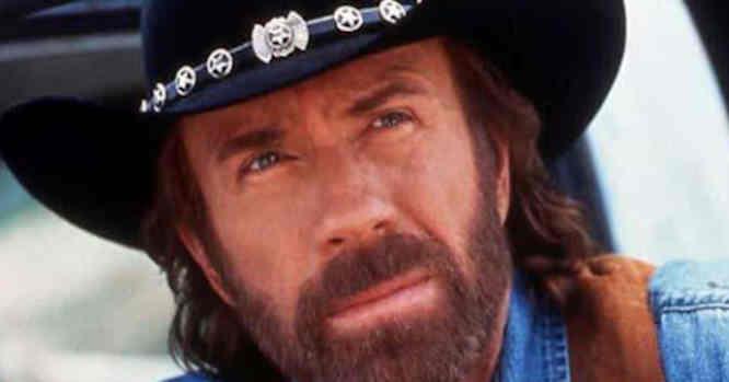 Chuck Norris - Techaso reindžeris