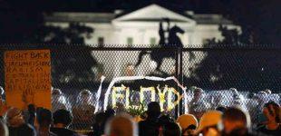 Pentagonas išsiuntė į protestų krečiamą Vašingtoną 1,6 tūkstančio kariškių