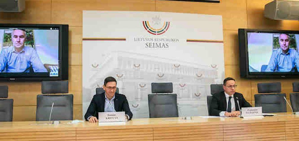 Konservatoriai ir liberalas siekia nušalinti energetikos ministrą nuo derybų dėl pigios Astravo AE energijos patekimo į Lietuvą