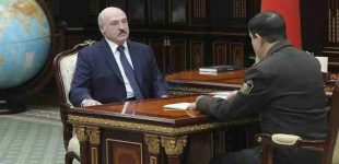 "Lukašenka pareiškė, jog Baltarusijoje ""Maidano nebus"""