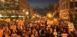 Protestai ir riaušės JAV, masiniai sulaikymai