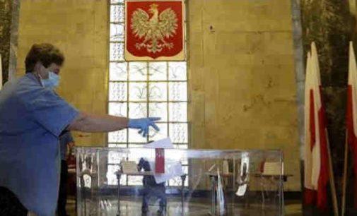 Lenkija renka prezidentą