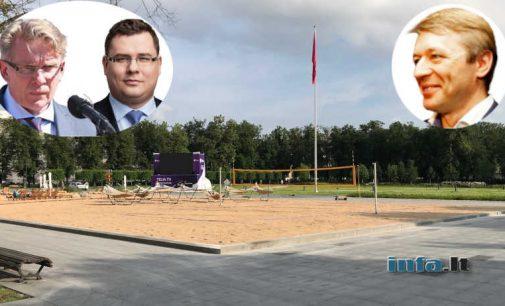 Konservatoriai ragina R. Karbauskį duoti eigą Lukiškių aikštės įstatymui, iki šiol užmarinuotam Kultūros komiteto stalčiuose