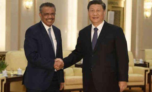 PSO gyrė Kiniją, kai tuo tarpu toji slėpė informaciją apie koronavirusą