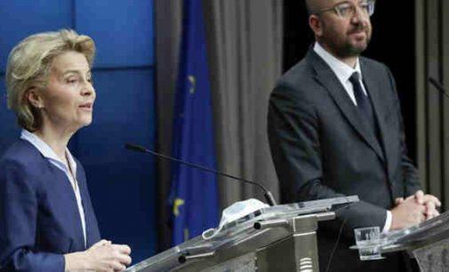 Aukščiausio lygio ES susitikimas baigėsi faktiškai be rezultatų, tačiau su didelėmis viltimis prasiskolinusioms ES narėms