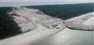 Oficialioji Lenkija nereaguoja į gamtosaugininkų ir ES prieštaravimus rausdama Vyslos neriją