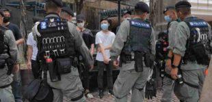 Milijonams Honkongo gyventojų taps paprasčiau gauti leidimą gyventi Britanijoje