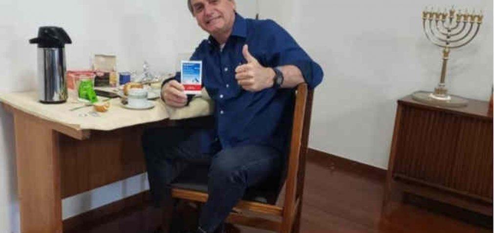 Brazilijos prezidentas pasveiko nuo Covid-19 ligos
