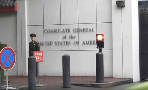 Pekinas griežtai atsakė į Vašingtono veiksmus