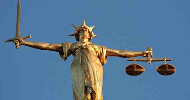 Teisingumo deivė