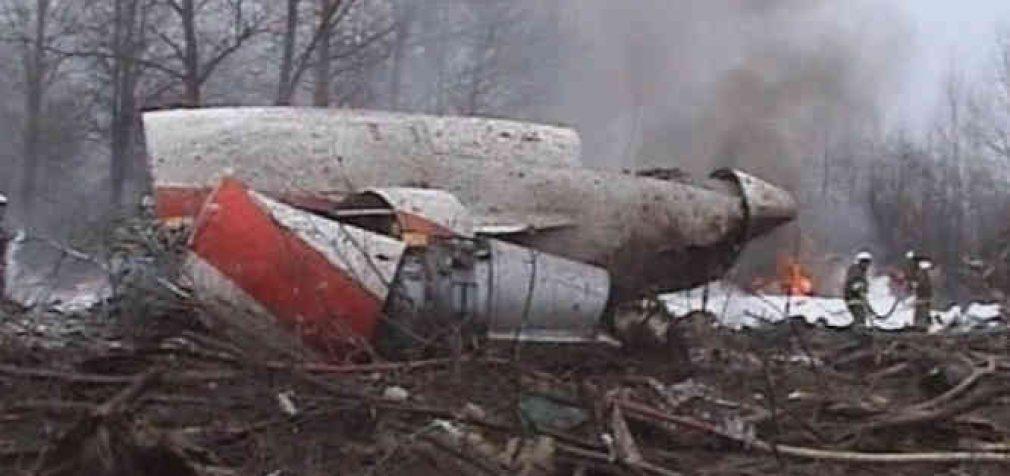 Lenkija tvirtina, kad L. Kaszynskio lėktuvo katastrofą sukėlė sprogmenys įtaisyti Rusijoje