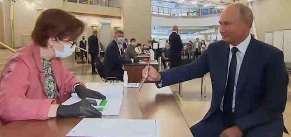 Rusijoje baigėsi balsavimas referendume dėl Konstitucijos pakeitimo
