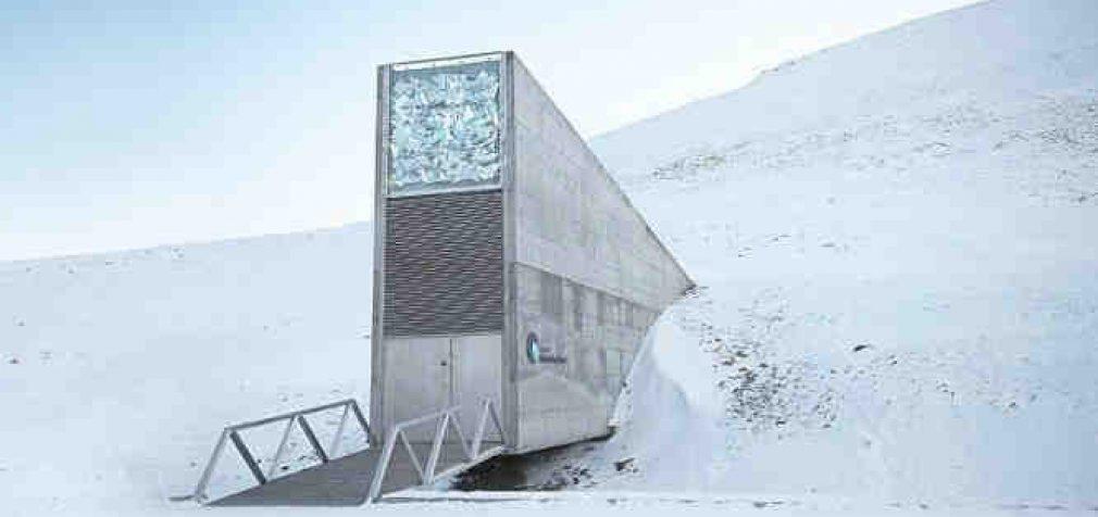 """Kokie žaidimai vyksta su """"Paskutiniojo teismo dienos"""" sėklų saugykla Arktyje?"""