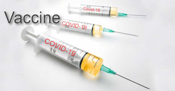 Vakcina nuo covid-19 SARS-CoV-2