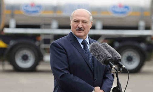 """""""Mes jiems parodysime kas yra sankcijos"""" – Lukašenka žada atsaką lietuviams ir lenkams į sankcijas"""