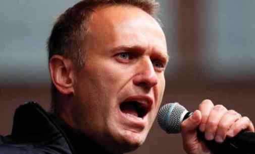 Aleksejus Navalnas atsigavo