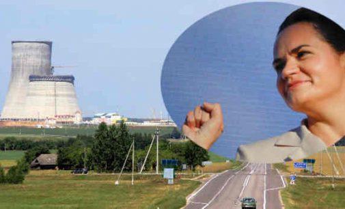 Astravo AE: Rusijos kreditas, JAV branduolinis kuras ir galimas S. Tichanovskajos vaidmuo uždarant Baltarusijos AE
