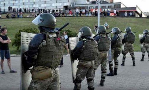 Baltarusija – protestai persikėlė į miegamuosius rajonus