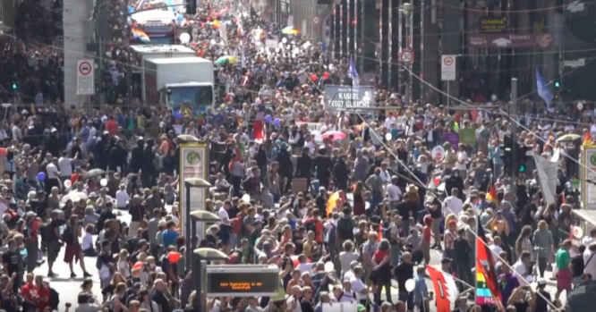 Demonstracija Berlyne