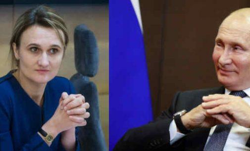 Putinas ploja: Liberalė siūlo visišką Baltarusijos izoliaciją
