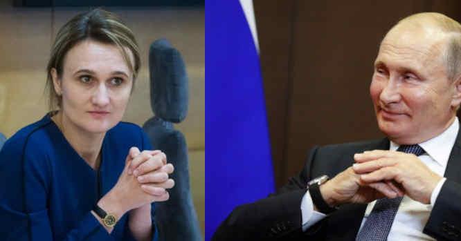 V.C. Nielsen ir V. Putinas
