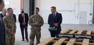 JAV investicijos patrigubino Lietuvos karinių oro pajėgų bazės pajėgumus priimti sąjungininkų orlaivius, teigia KAM