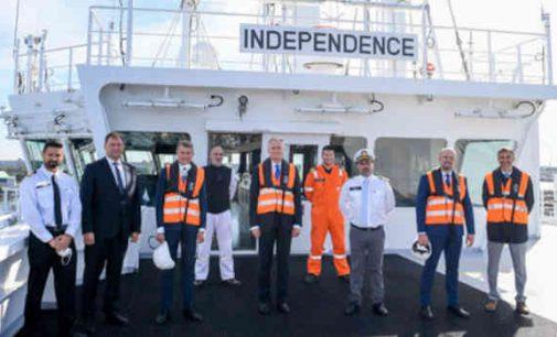 Prezidentas apie Independence dėka panaikintą gamtinių dujų priklausomybę nuo Rusijos