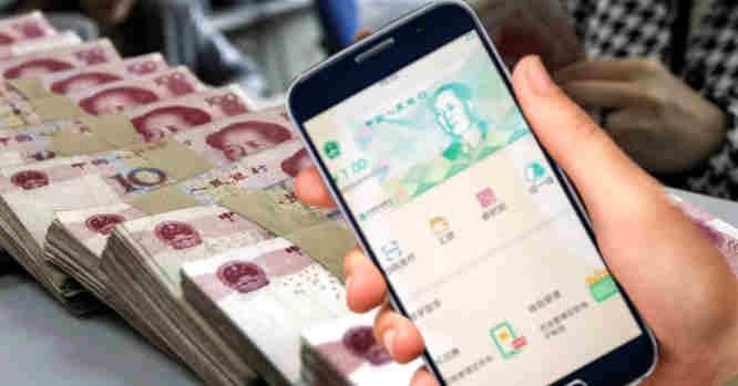 Bitkoinų prekybos draudimas kinijos