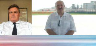 L. Linkevičius sako, kad A. Lukašenkos negalima pripažinti teisėtu prezidentu, tačiau kontaktuoti teks
