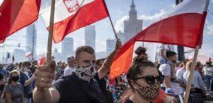 Paminėtos Varšuvos sukilimo metinės