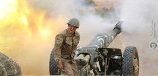 Azerbaidžanas paskelbė apie beveik 2,5 tūkstančio Armėnijos karių sunaikinimą