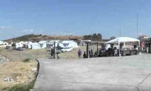 Lesbo gyventojai nebenori matyti nelegalių migrantų savo saloje