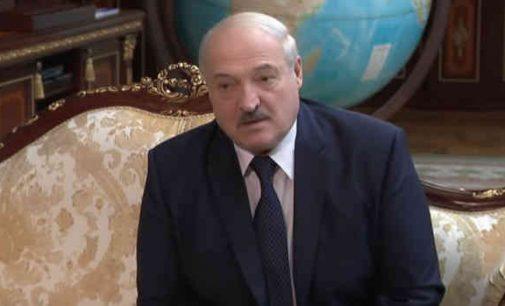 """Aleksandras Lukašenka davė atsakymą ES """"slaptos inauguracijos"""" atžvilgiu"""