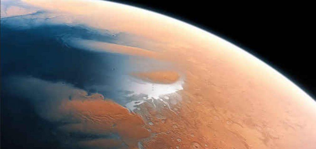 Ar yra gyvybė Marse? Po planetos paviršiumi aptikta didelė ežerų sistema