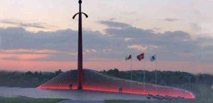 Kryžkalnyje – pagarbos ir padėkos memorialas kovojusiems už Lietuvos nepriklausomybę