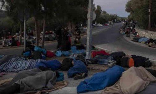 Nelegalių migrantų vaikus iš Lesbo salos priims dešimt ES šalių