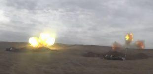 Kalnų Karabachas: karas nesiliauja