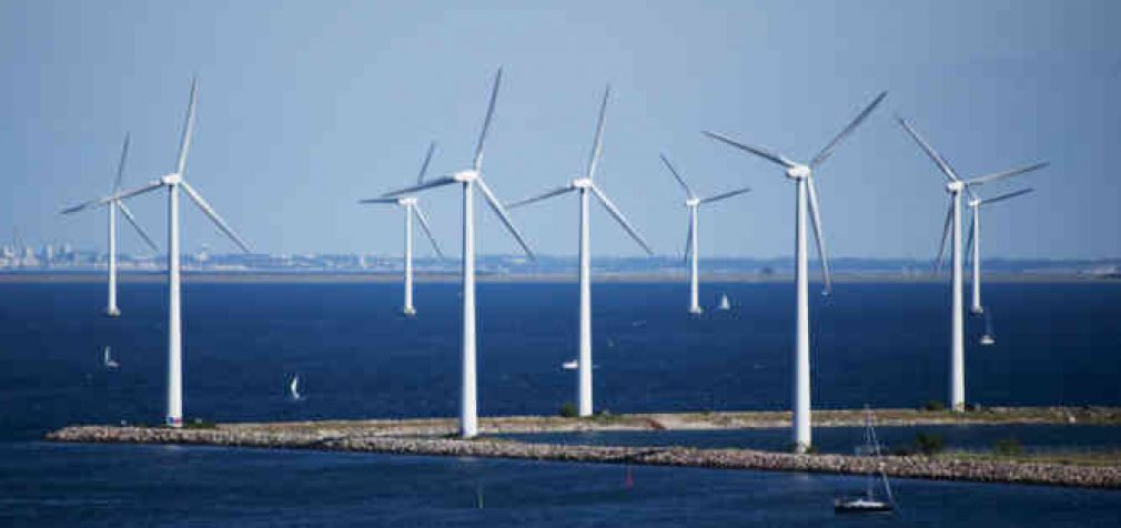 Vėjo jėgainių parkas Baltijos jūroje sukurs apie1300 darbo vietų ir sumažins priklausomybę nuo elektros importo