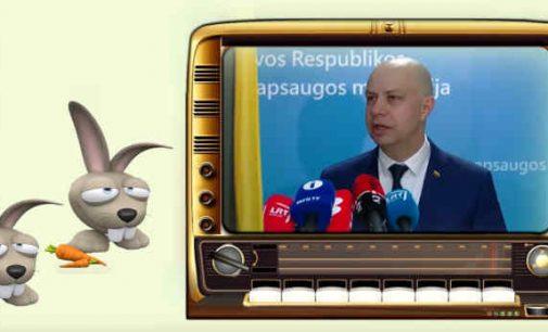 Aurelijus Veryga: ugdymo įstaigose vaikų niekas neatiminės