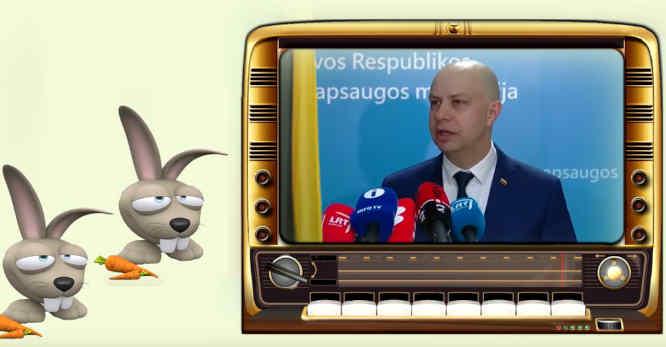 Aurelijus Veriga - spaudos konferencija