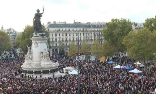 Po to, kai mokytojui buvo nupjauta galva, Prancūzija paskelbė deportuojanti 230 žmonių, siejamų su ekstremizmu