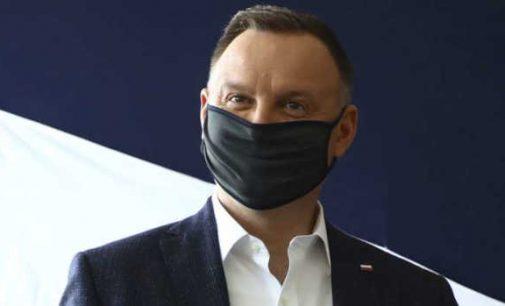 Lenkijos prezidentas užsikrėtė koronavirusu