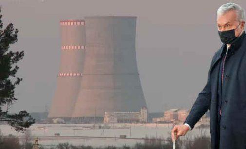 Pasirodo Astravo elektra ne tokia jau ir nesaugi, kaip gąsdino konservatoriai ir prezidentas