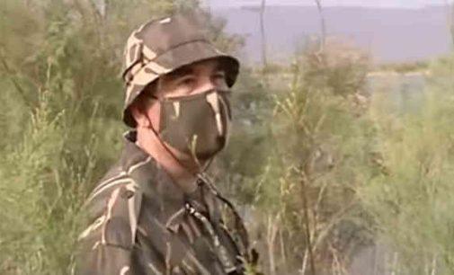 Nors Turkmėnijoje oficialiai neužfiksuota nė vieno Covid-19 infekcijos atvejo – šalyje įvestas kaukių režimas. Kaži kodėl?