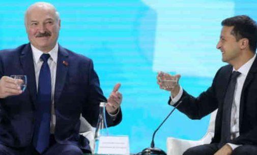 Ukraina atsisakė pripažinti A. Lukašenką prezidentu