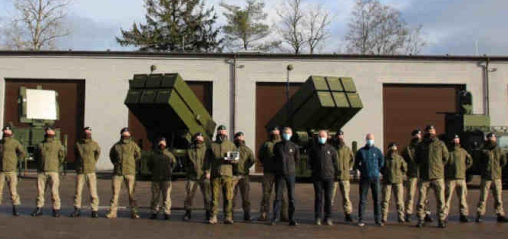 Lietuvos kariuomenė jau turi NASAMS oro gynybos sistemą