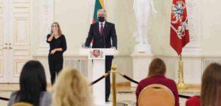 Prezidentas apie Gerovės Lietuvą, kokybiškesnes medicinines paslaugas, pasirengimą masiniam vakcinavimui…